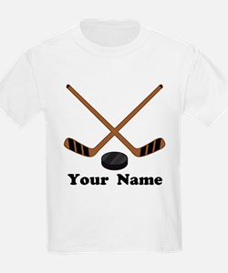 Personalized Hockey T-Shirt