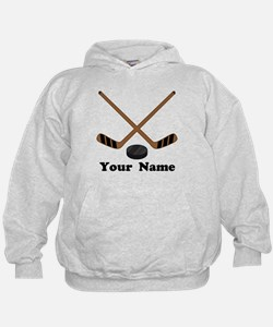 Personalized Hockey Hoody