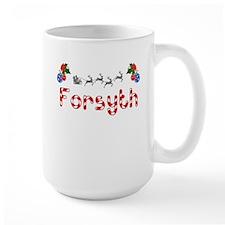 Forsyth, Christmas Mug