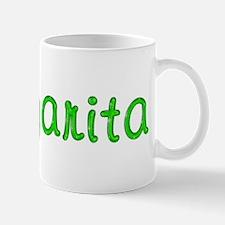 Margarita Glitter Gel Mug