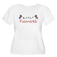 Foxworth, Christmas T-Shirt