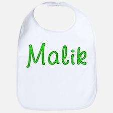 Malik Glitter Gel Bib