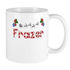 Frazer, Christmas Small Mug
