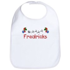 Fredricks, Christmas Bib