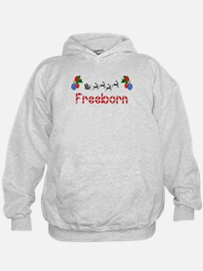 Freeborn, Christmas Hoodie