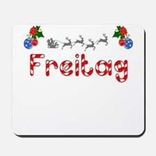 Freitag, Christmas Mousepad