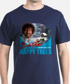 Bob Ross Happy Trees! T-Shirt
