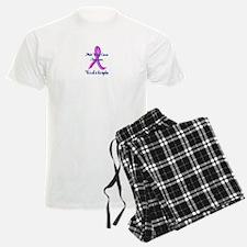 Male Breast Cancer Awareness Pajamas