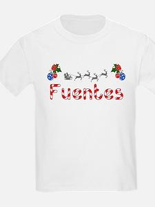 Fuentes, Christmas T-Shirt