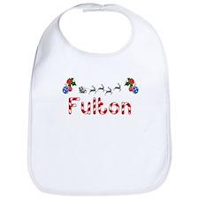 Fulton, Christmas Bib