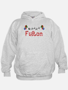 Fulton, Christmas Hoodie
