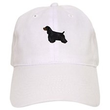 Black & Tan Cocker Spaniel Baseball Cap