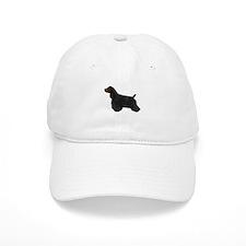 Black & Tan Cocker Spaniel Cap