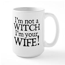 Witch Wife Princess Bride Large Mug