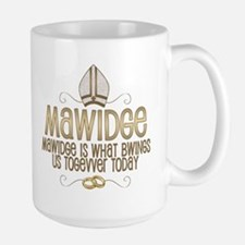 Princess Bride Mawidge Wedding Mug Large Mug