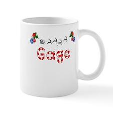 Gage, Christmas Mug