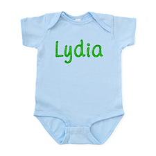 Lydia Glitter Gel Onesie