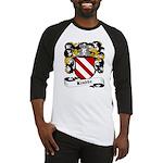 Krabbe Coat of Arms Baseball Jersey