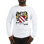 Krabbe Coat of Arms Long Sleeve T-Shirt