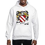 Krabbe Coat of Arms Hooded Sweatshirt