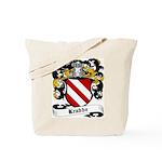 Krabbe Coat of Arms Tote Bag