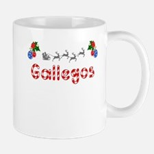 Gallegos, Christmas Mug