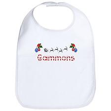Gammons, Christmas Bib