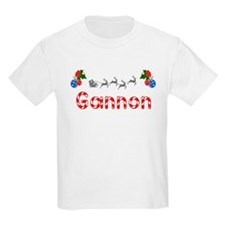 Gannon, Christmas T-Shirt