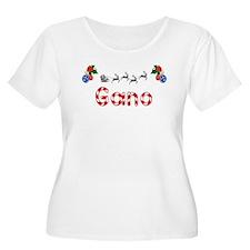 Gano, Christmas T-Shirt