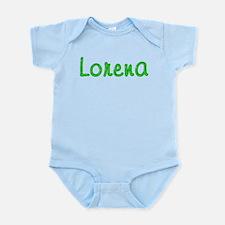 Lorena Glitter Gel Infant Bodysuit