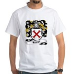 Kempf Coat of Arms White T-Shirt