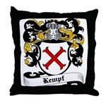 Kempf Coat of Arms Throw Pillow