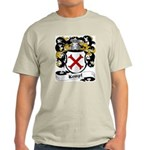 Kempf Coat of Arms Ash Grey T-Shirt