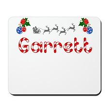 Garrett, Christmas Mousepad