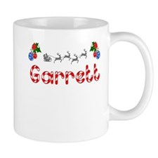 Garrett, Christmas Mug