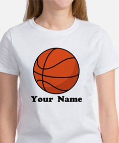 Personalized Basketball Tee