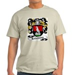 Kellermann Coat of Arms Ash Grey T-Shirt