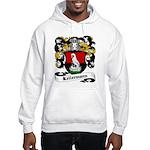 Kellermann Coat of Arms Hooded Sweatshirt