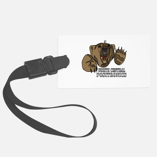 North Central Luggage Tag