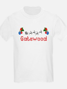 Gatewood, Christmas T-Shirt