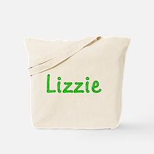 Lizzie Glitter Gel Tote Bag