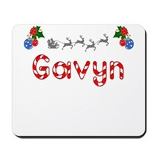 Gavyn, Christmas Mousepad