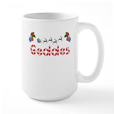 Geddes, Christmas Mug