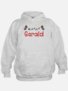 Gerald, Christmas Hoodie