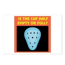 Athletic Supporter Humor Postcards (Package of 8)