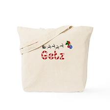 Getz, Christmas Tote Bag