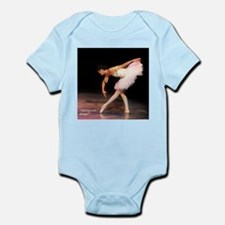 """alone on stage"" Infant Bodysuit"