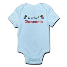 Giancarlo, Christmas Infant Bodysuit