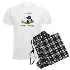 Golf Cart Gift For Golfer Pajamas
