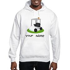 Golf Cart Gift For Golfer Hoodie